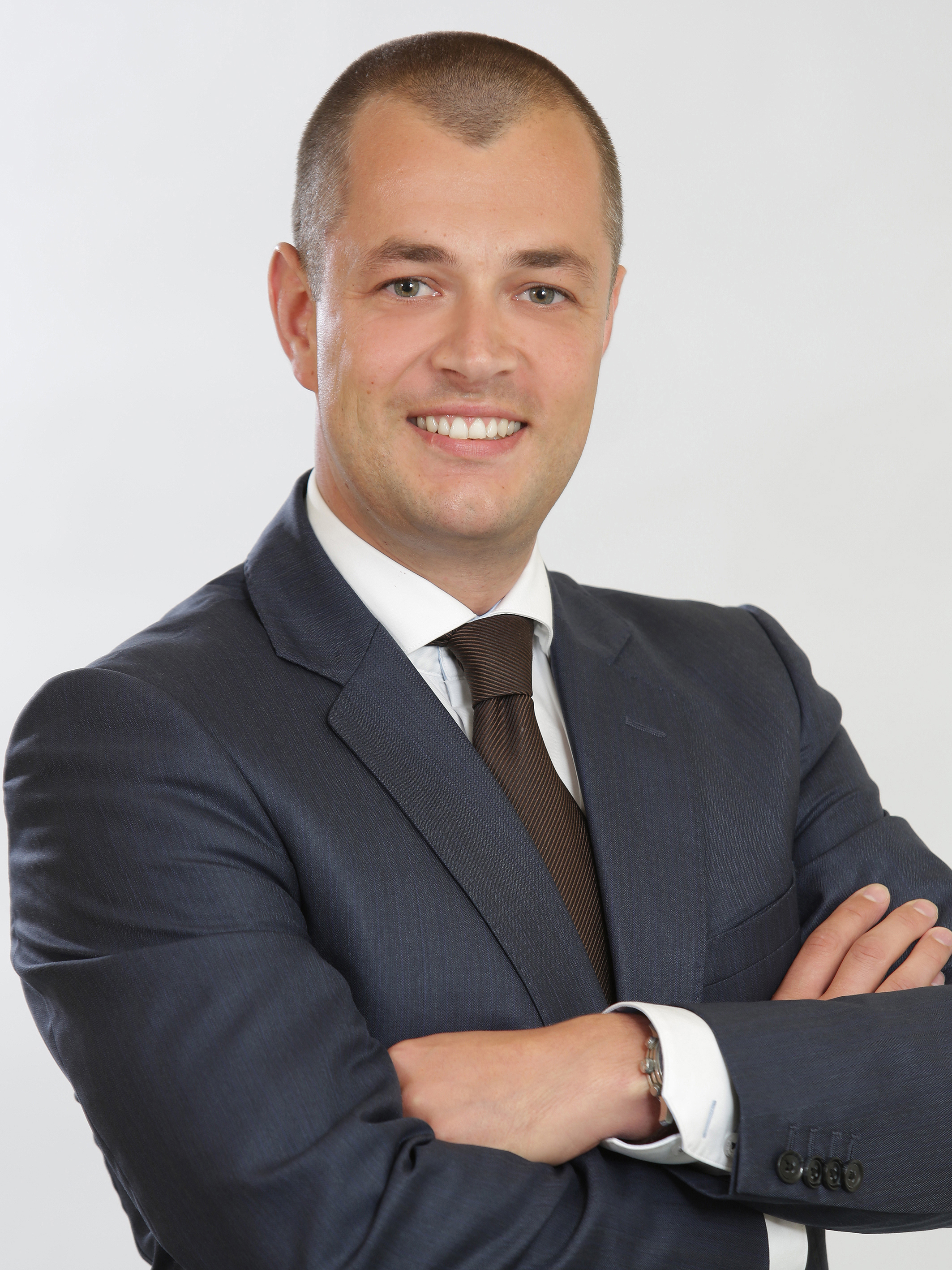 Bram Verhoeven, Senior Vice President, Regional Head Northern Europe