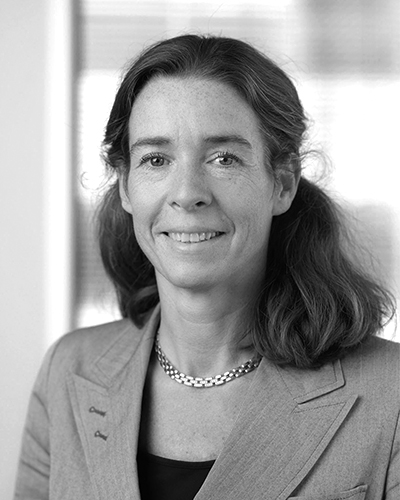 Sophie van Oosterom, CEO of CBRE Global Investors' EMEA Region