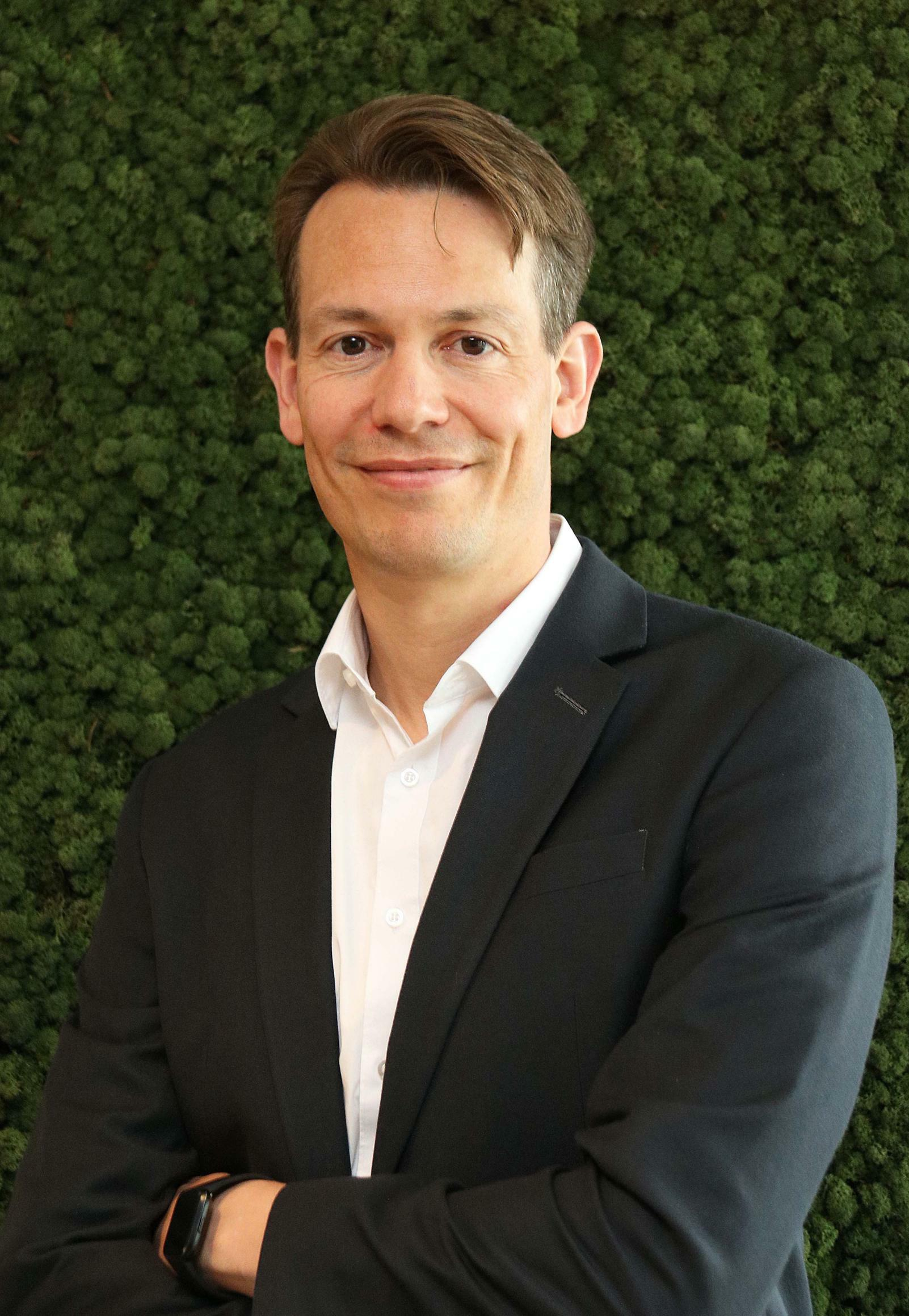 Sander Breugelmans, SVP, Regional Head Northern Europe, Prologis
