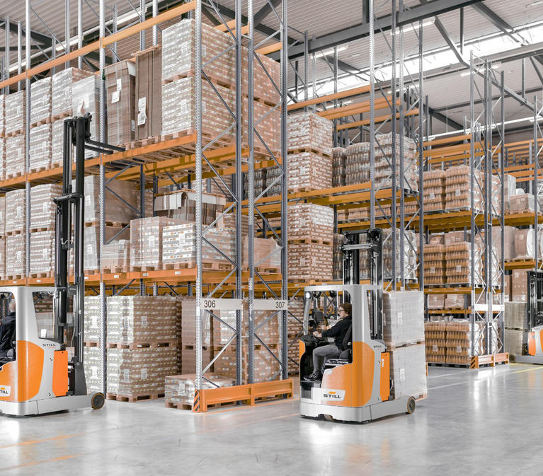 Prologis Essentials Forklifts
