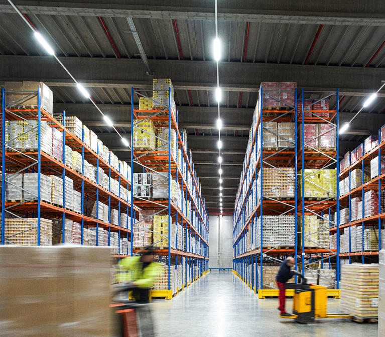 Prologis Essentials Racking Solutions