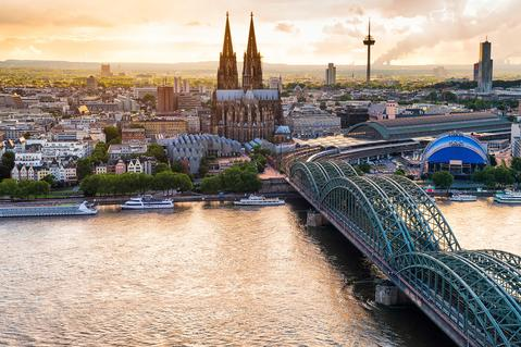 Cologne, logistics hub western germany