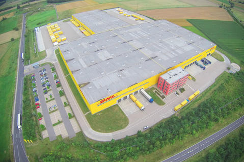 Bad Hersfeld Deutschland Distributionszentrum Logistik