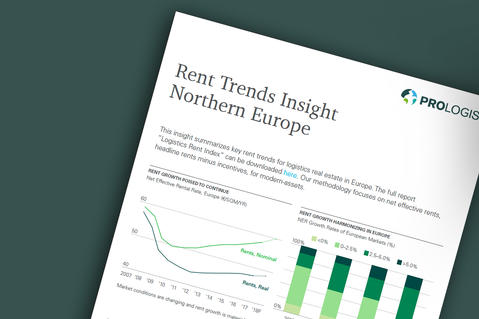 Prologis Infographic Rent Index