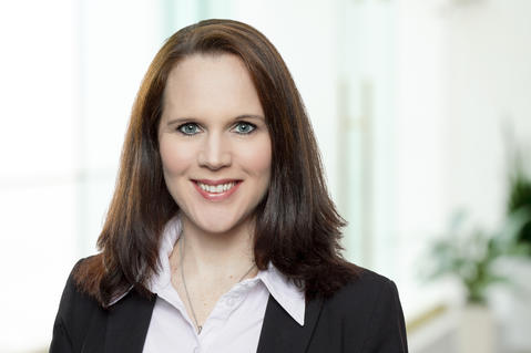 Kathrin Grunert, senior property manager, Prologis