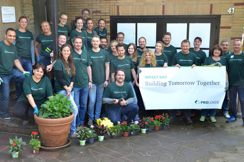 Prologis Germany Impact Day 2018