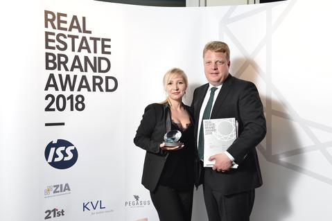 Prologis gewinnt Real Estate Brand Award