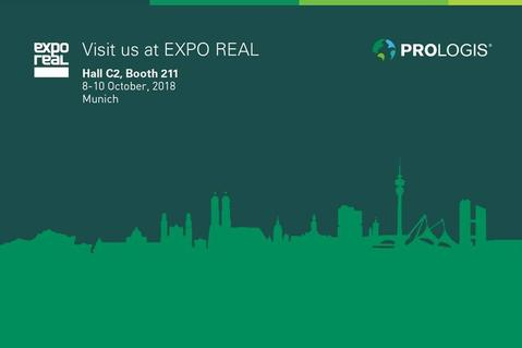 Join Prologis at EXPO REAL 2018