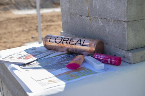 Five Questions to L'Oréal