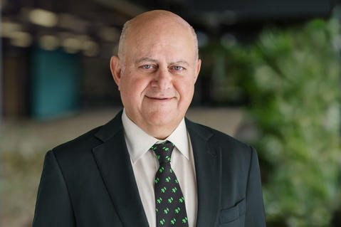 Hamid R. Moghadam, Chairman of the Board of Directors and Chief Executive Officer, Prologis