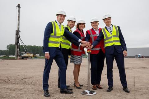 Construction start in Nieuwegein