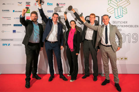 Prologis wins Logix Award 2019