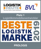 Prologis Beste Logistikmarke 2019