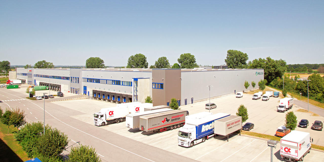 Munich Germany logistics
