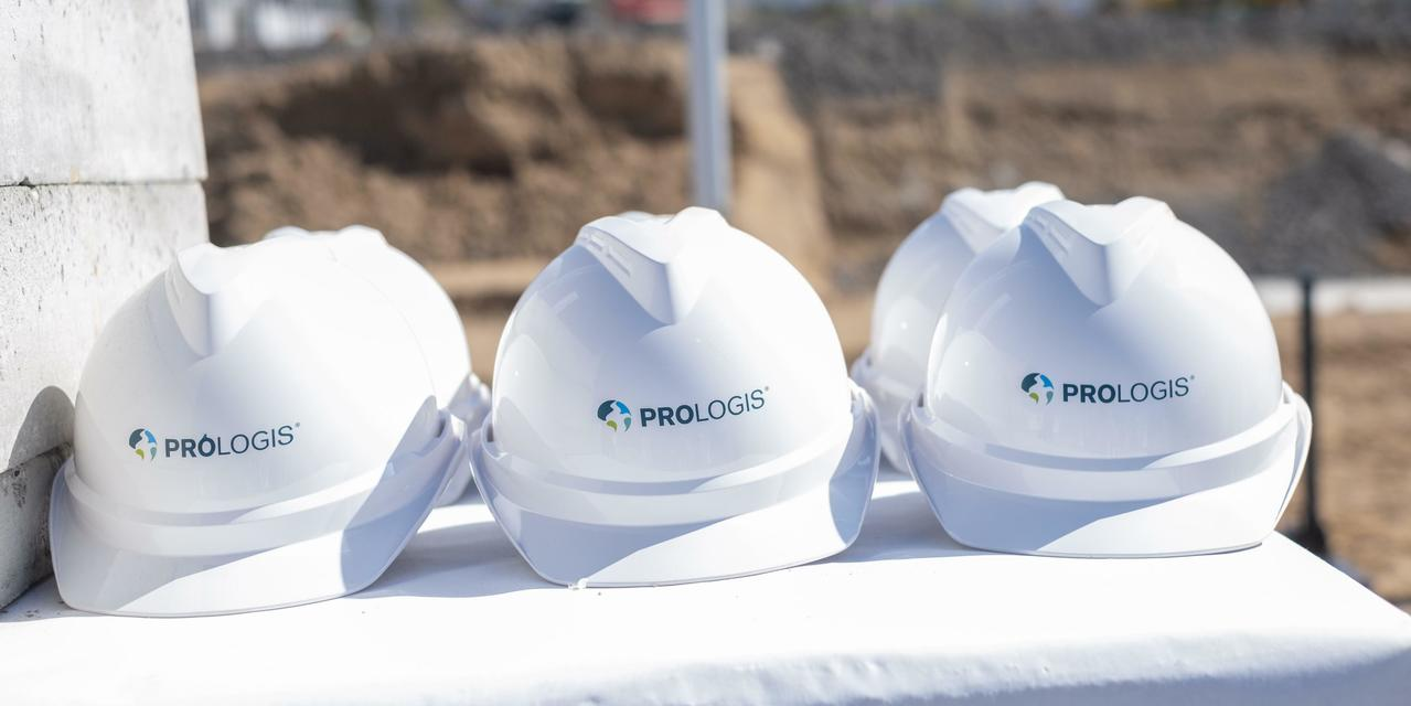 Prologis Groundbreaking Southern Germany