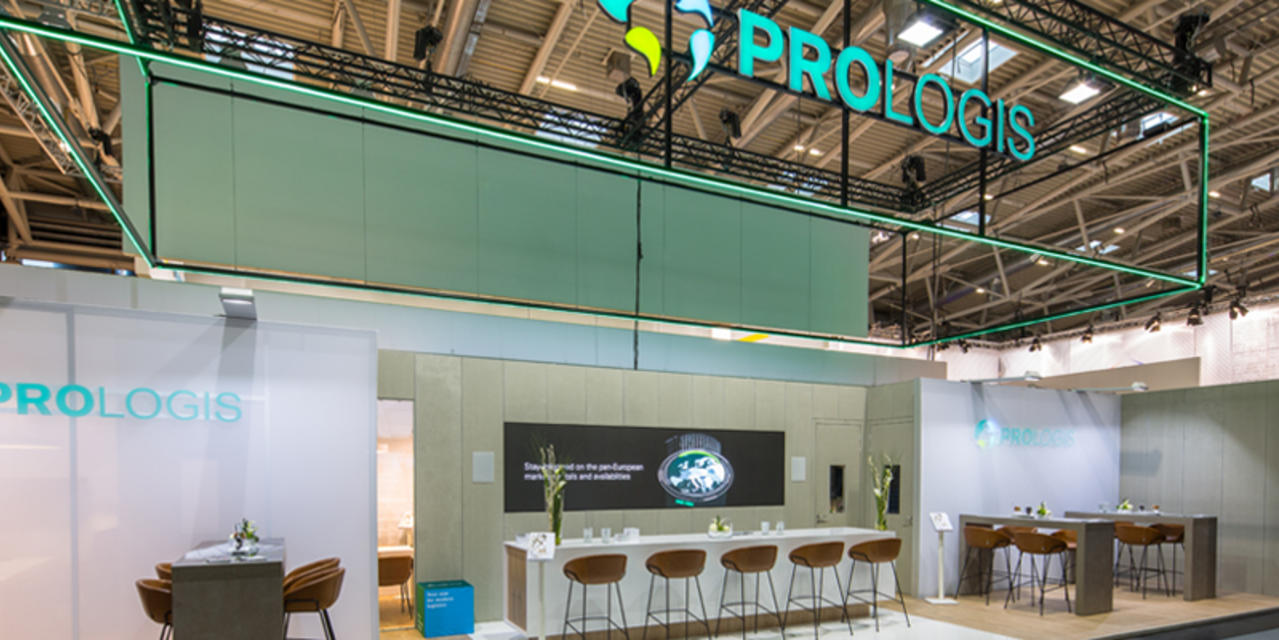 Prologis auf der transport logistic 2019