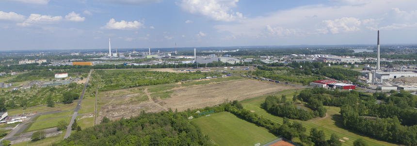 Cologne Germany  Brownfield sustainability