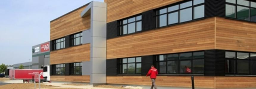 Infill Brownfiled France Moissy logistics development