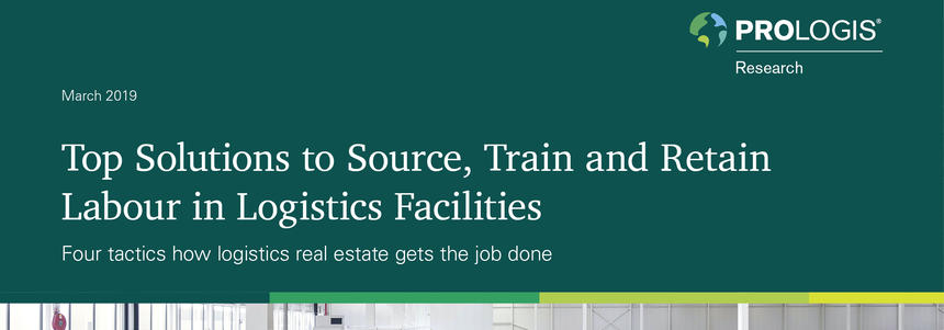 Prologis Research Labour Whitepaper 2019