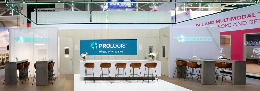 Prologis Booth