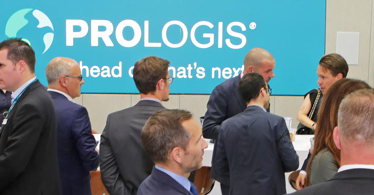 Prologis Networking Event Expo Real 2019